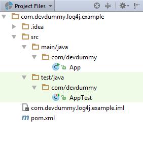 log4j Example