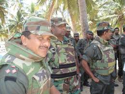 Major General Prasanna Silva