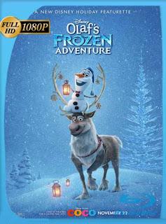 Olaf Otra aventura congelada de Frozen (2017)HD [1080p] Latino [GoogleDrive] SilvestreHD