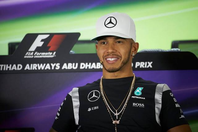 Lewis Hamilton no fue campeón F1