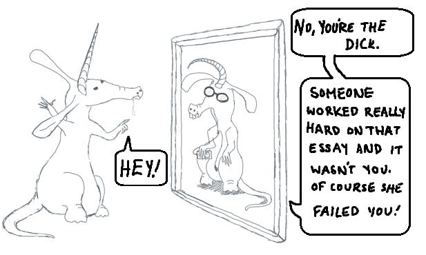 The Nardvark: Those four little words that every teacher