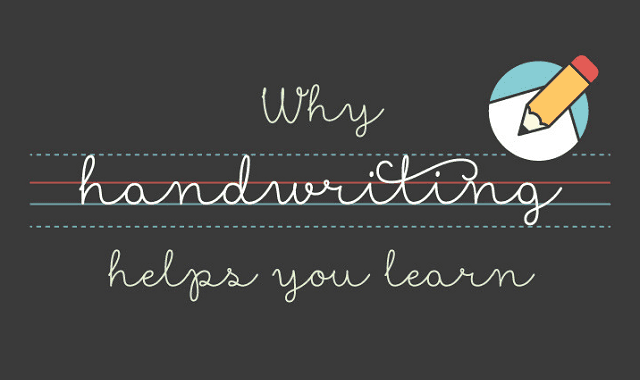 Image: Why Handwriting Helps You Learn