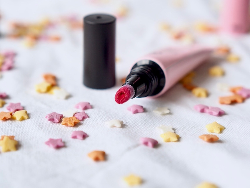 3 concept eyes liquid lipstick review