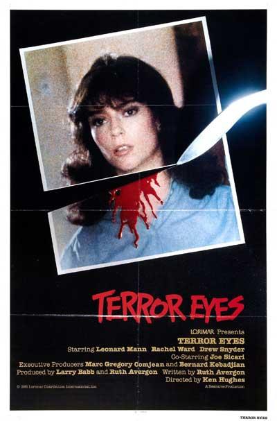 Raysfilme Horror Thriller Science Fiction Terror Eyes