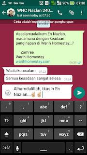 Warih-Homestay-Testimoni-En-Nazlan