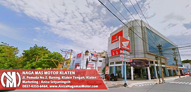 Alamat Dealer Nagamas Motor Klaten