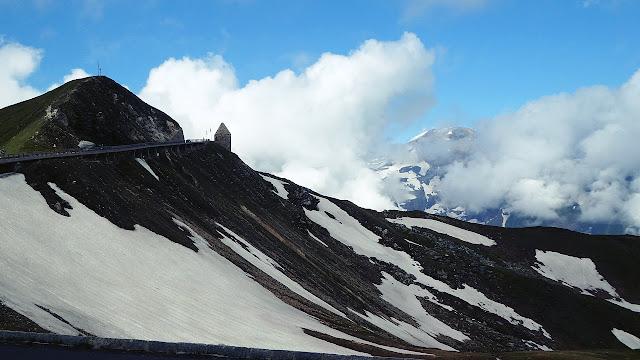 Großglockner High Alpine Road | Großglockner Hochalpenstraße | Fuscher Törl