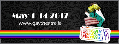 International Dublin Gay Theatre Festival Logo Banner