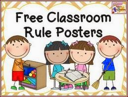 Free Classroom Rules