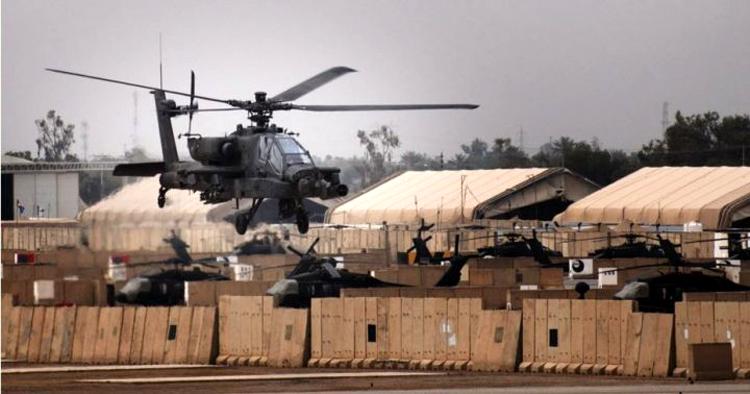 Skuadron Apache di Irak