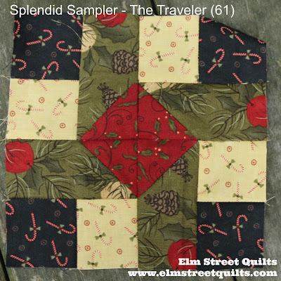 Splendid Sampler The Traveler