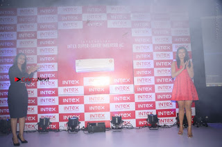 Actress Catherine Tresa Unveils Intex Air Conditioners  0308.jpg