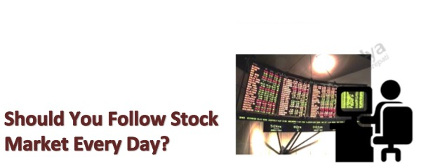 follow the stock market every day - feature image