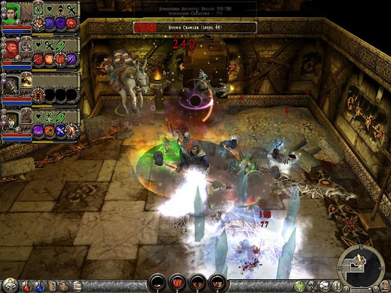 Dungeon Siege II+Broken World ScreenShot