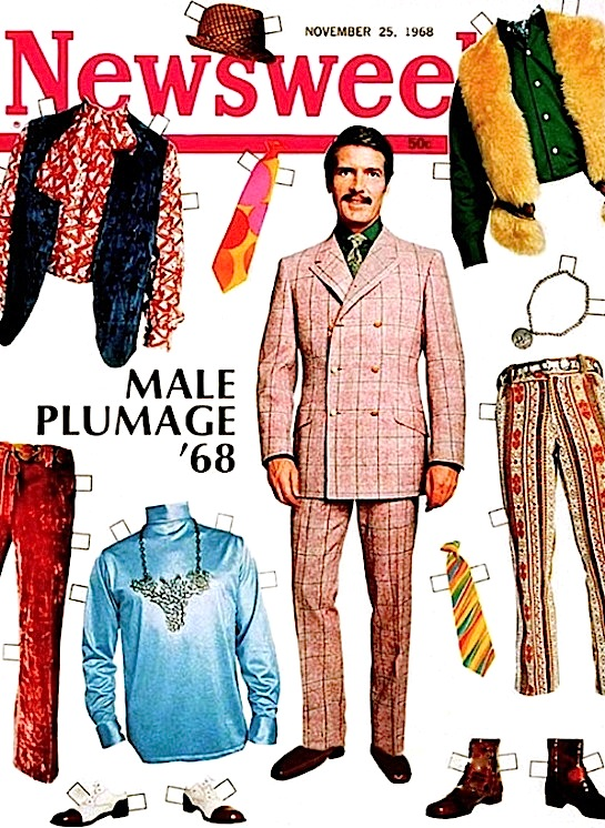Sweet Jane blog, 1960s menswear, 1960s fashion, The Different Drummer Boutique New York,
