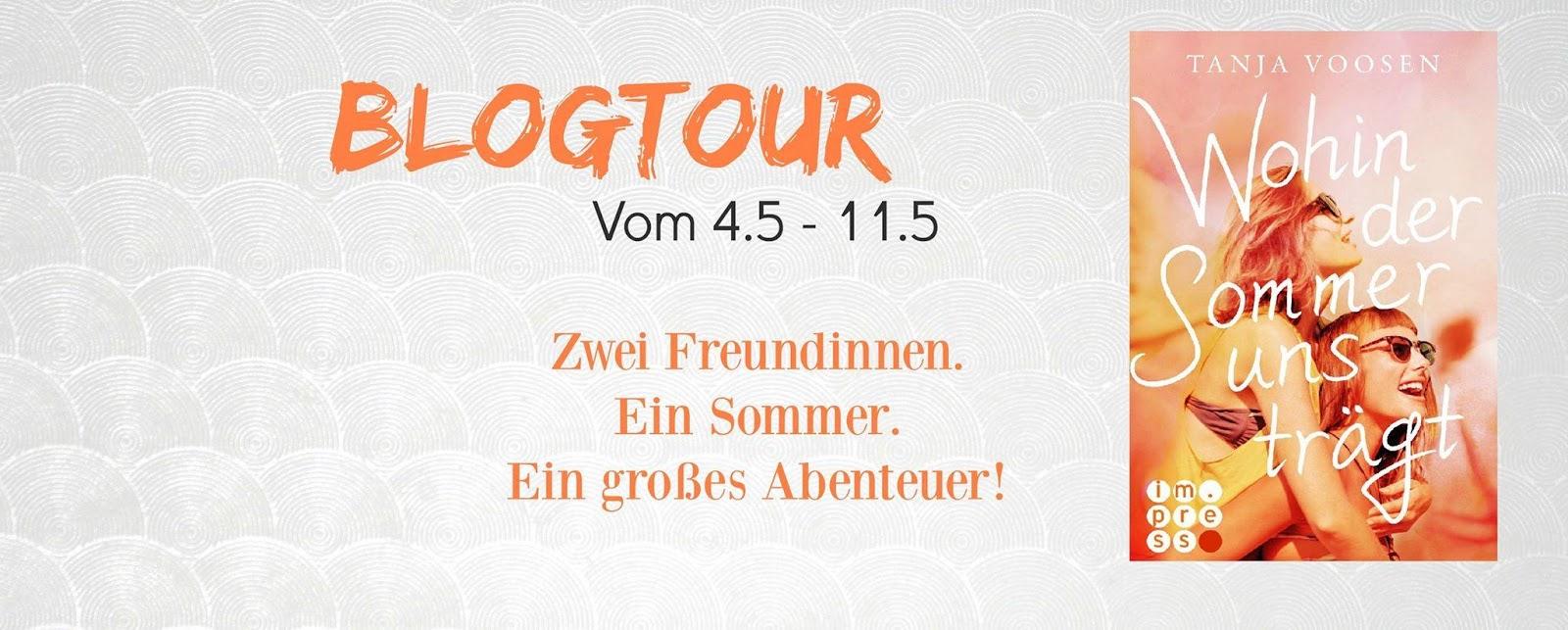 Blogtour Bucherparadies