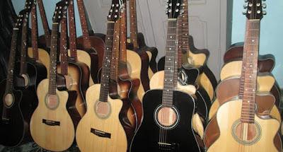 Chọn mua đàn guitar phù hợp