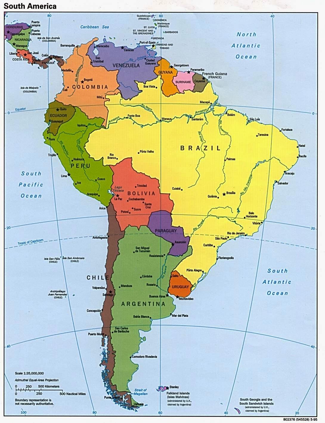 Negara Di Benua Amerika Beserta Ibukotanya : negara, benua, amerika, beserta, ibukotanya, Negeri, Evan's, Blog:, Negara, Benua, Amerika, Ibukotanya