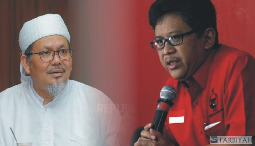 Tengku Zulkarnain - Hasto Kristiyanto