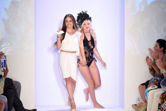 Ava Sambora – Baes And Bikinis 2017 Collection Fashion Show