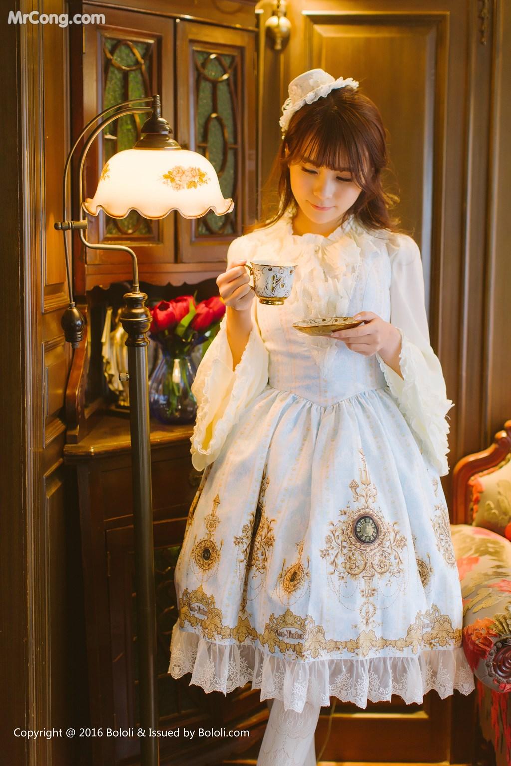 Image Tukmo-Vol.113-Xia-Mei-Jiang-MrCong.com-001 in post Tukmo Vol.113: Người mẫu Xia Mei Jiang (夏美酱) (63 ảnh)