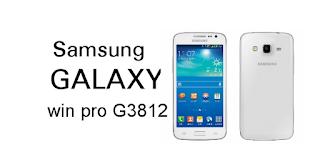 سعر ومواصفات هاتف Samsung galaxy win pro g3812