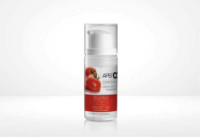 APS Cosmeto Food - Anti Sunburn Tomato Serum- INR 450