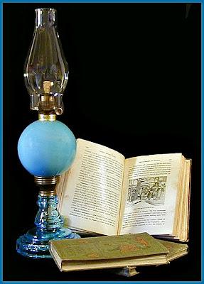 Reuzeit Emporium The Kerosene Lamp Lit Their Night