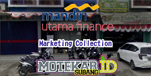 Info Loker Marketing Collection MUF Subang April 2019