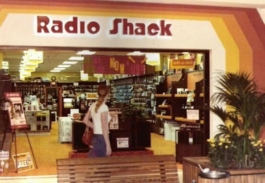 Done For Good? RadioShack Closing 187 After Filing Second Bankruptcy.