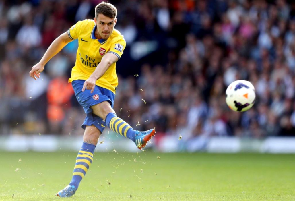 Pires: Ramsey Layak Bermain di Juventus