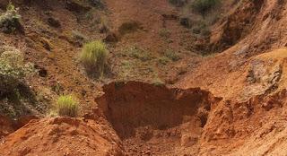suelo arcilloso