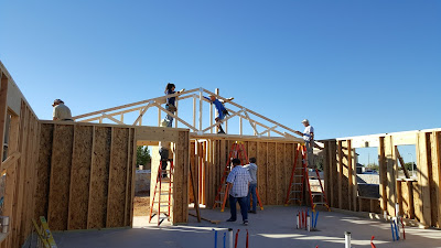 A day in the life of Mesilla Valley Habitat Building