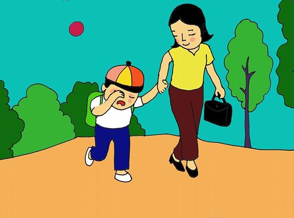 Tranh tô màu dành cho trẻ mầm non