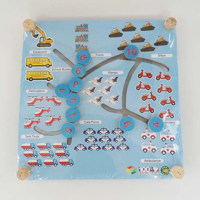 Maze Transport Bolak Balik