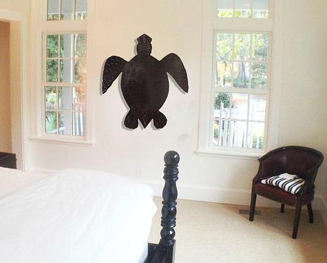 Great Sea Turtle Wall Decor Bedroom