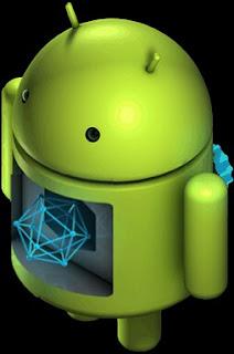 Tampilan Droidboot Pada Android