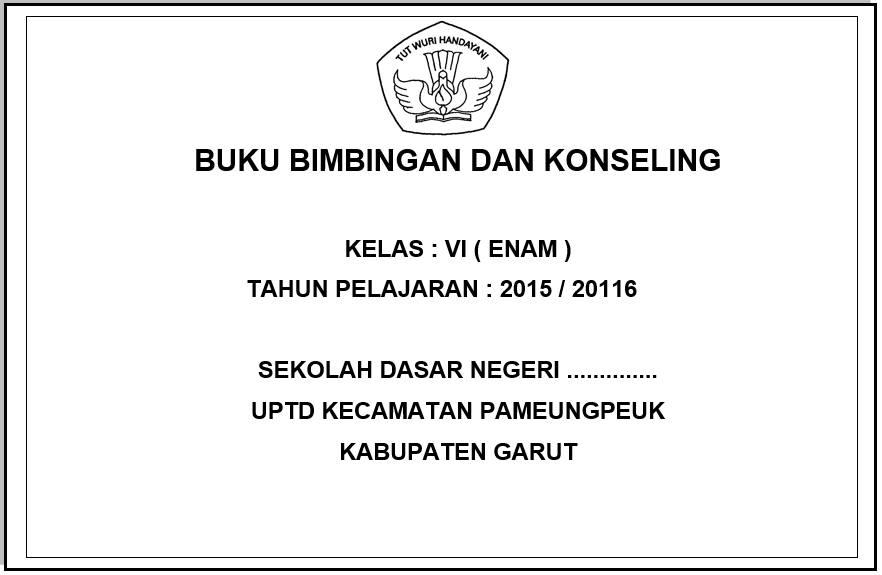 Contoh Evaluasi Program Bk