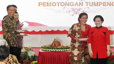 Wow ...Megawati Dapat Kado Spesial di Ulang Tahunnya Yang ke - 70 tahun
