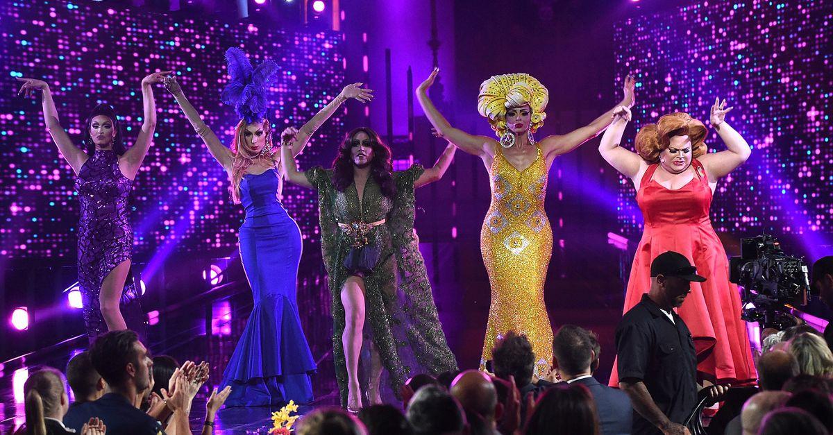 Drag queens de RuPaul's Drag Race se preparam para turnê no Brasil