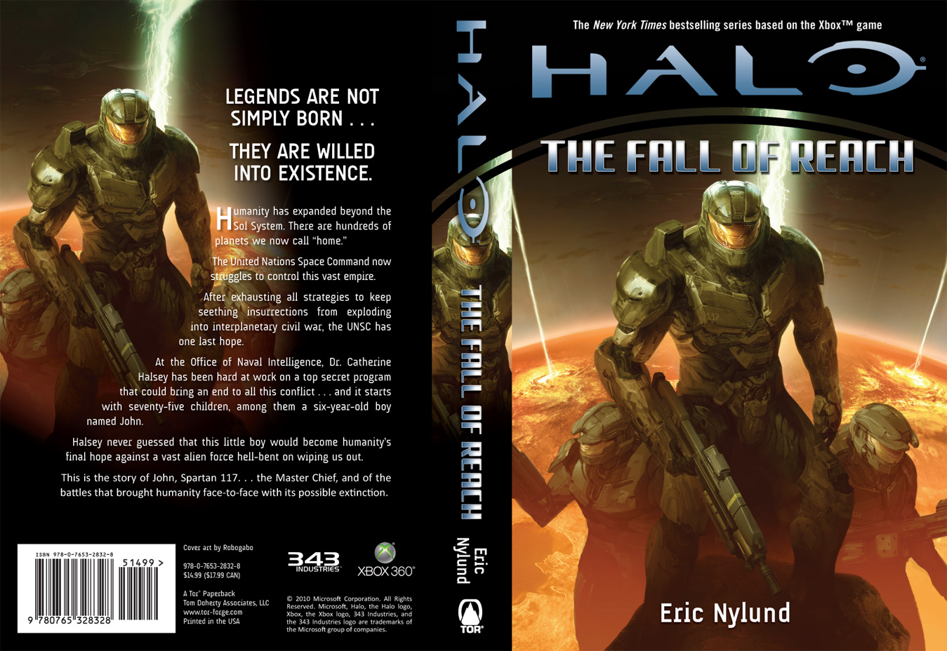 Halo The Fall Of Reach Film