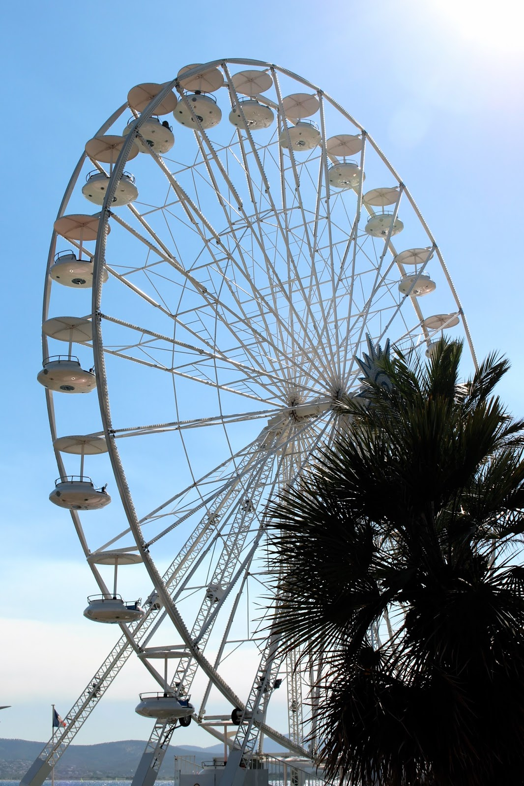 Saint Raphaël ferris wheel