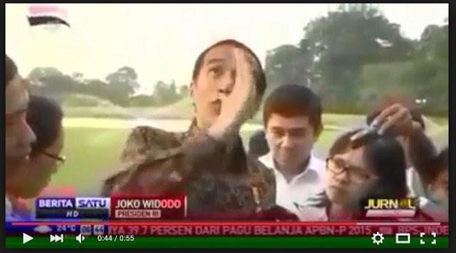 79,4 Persen Masyarakat Indonesia Tak Puas Kinerja Jokowi
