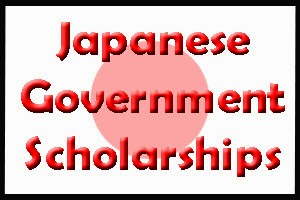 Japanese Government (Monbukagakusho) Undergraduate Scholarships