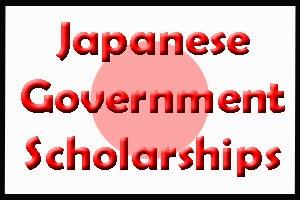 Japanese Government (Monbukagakusho:MEXT) Postgraduate Scholarships