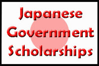 Japanese Government (Monbukagakusho:MEXT) Postgraduate Scholarships