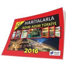 Dinamik Akademi Haritalarla Adım Adım Türkiye (2016)