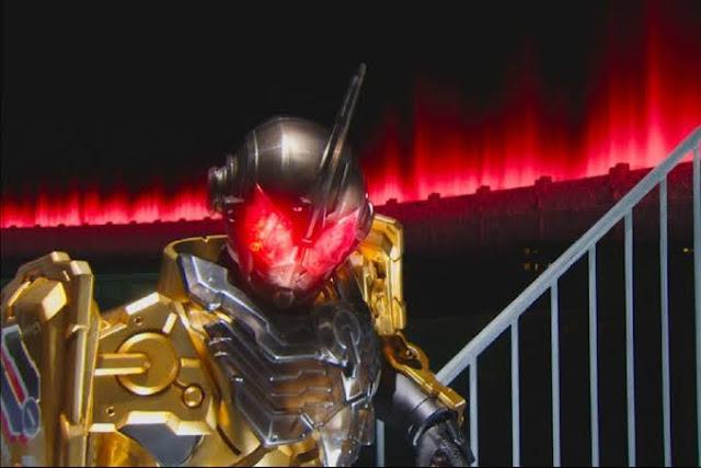 Kamen rider grease new world