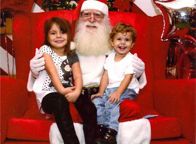 Papai Noel Existe!