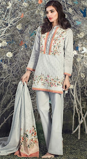 Alkaram Lawn Midsummer Collection 2016-17 with Prices